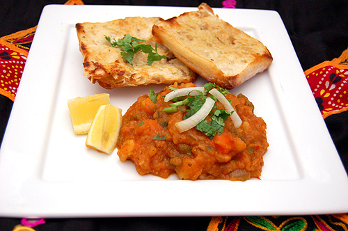 Mumbai Pav Bhaji